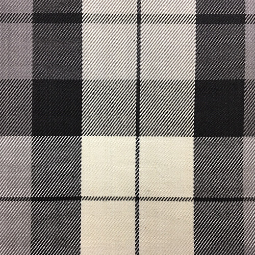 Leland Plaid #93  Style: Checks & Plaids ID: 16408 Color: Jet Retail Price: $24.90 per yard Content: 100% Cotton