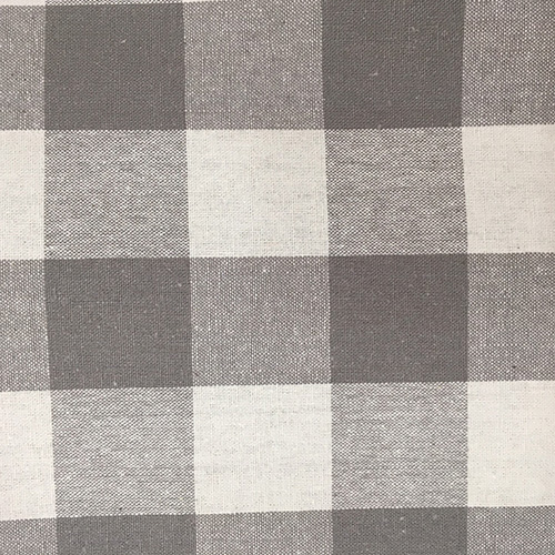 "Sm Buffalo 90""  Style: Checks & Plaids ID: 16306 Color: Gray Retail Price: $12.90 per yard Content: 100% Cotton"