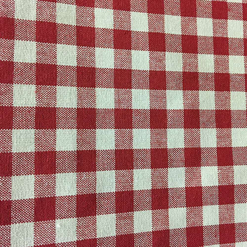 Topsail  Style: Checks & Plaids ID: 14998 Color: Claret Retail Price: $20.90 per yard Content: 100% Cotton