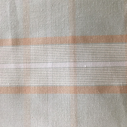 Valley Plaid Linen  Style: Checks & Plaids ID: 13311 Color: Aqua Retail Price: $23.90 per yard Content: 100% Cotton