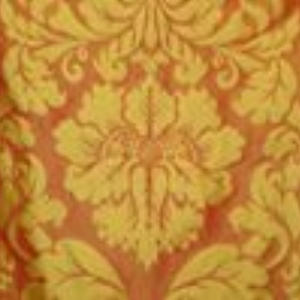 Feroke Red/Gold Style: Silk ID: 7944 Retail Price: $46.90 Content: 100% Silk