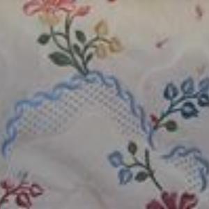 Lampasso Avorio  Style: Silk ID: 10734 Retail Price:$60.90 Content:100% Silk