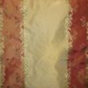 Tafetta Emb Stripe Red Style: Silk ID:13449 Retail Price:$35.90 Content:100% Silk