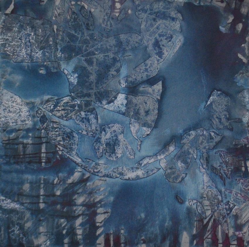 Brainstorm, Blue (2nd panel)
