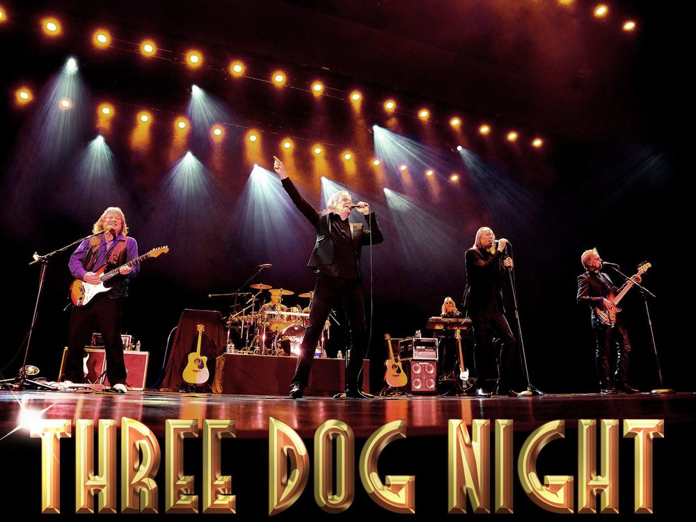 Three Dog Night Performing in Las Vegas, NV | 2016 Photo Courtesy of Three Dog Night