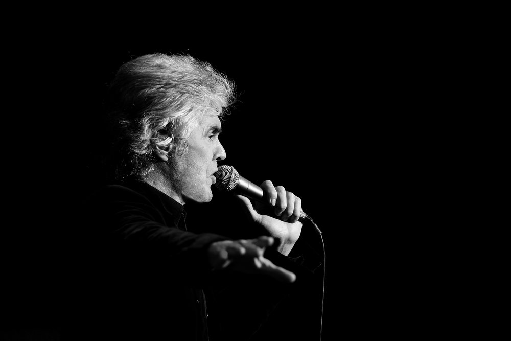 Danny Hutton Mid-Performance Photo Courtesy of Three Dog Night | 2016