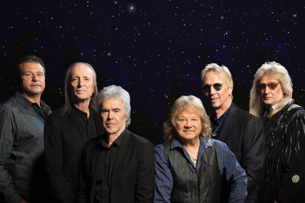 Three Dog Night Members Left to right: Pat Bautz, David Morgan, Danny Hutton, Michael Allsup, Paul Kingery, Eddie Reasoner Photo Courtesy of Three Dog Night | 2016