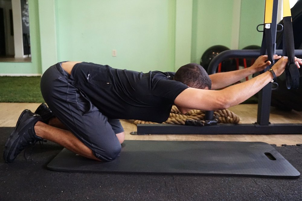 T-Spine Mobility is crucual