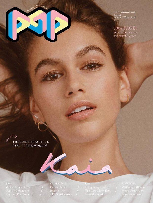 Pop Magazine / Charlotte Wales
