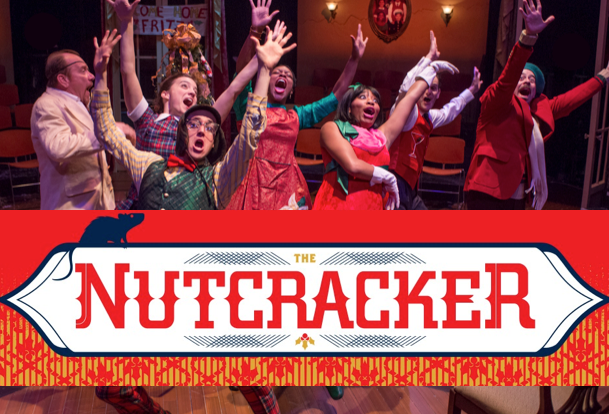 The Nutcracker, holiday play, Young Professionals event