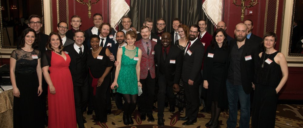 The House company and staff at The Secret Soiree 2017