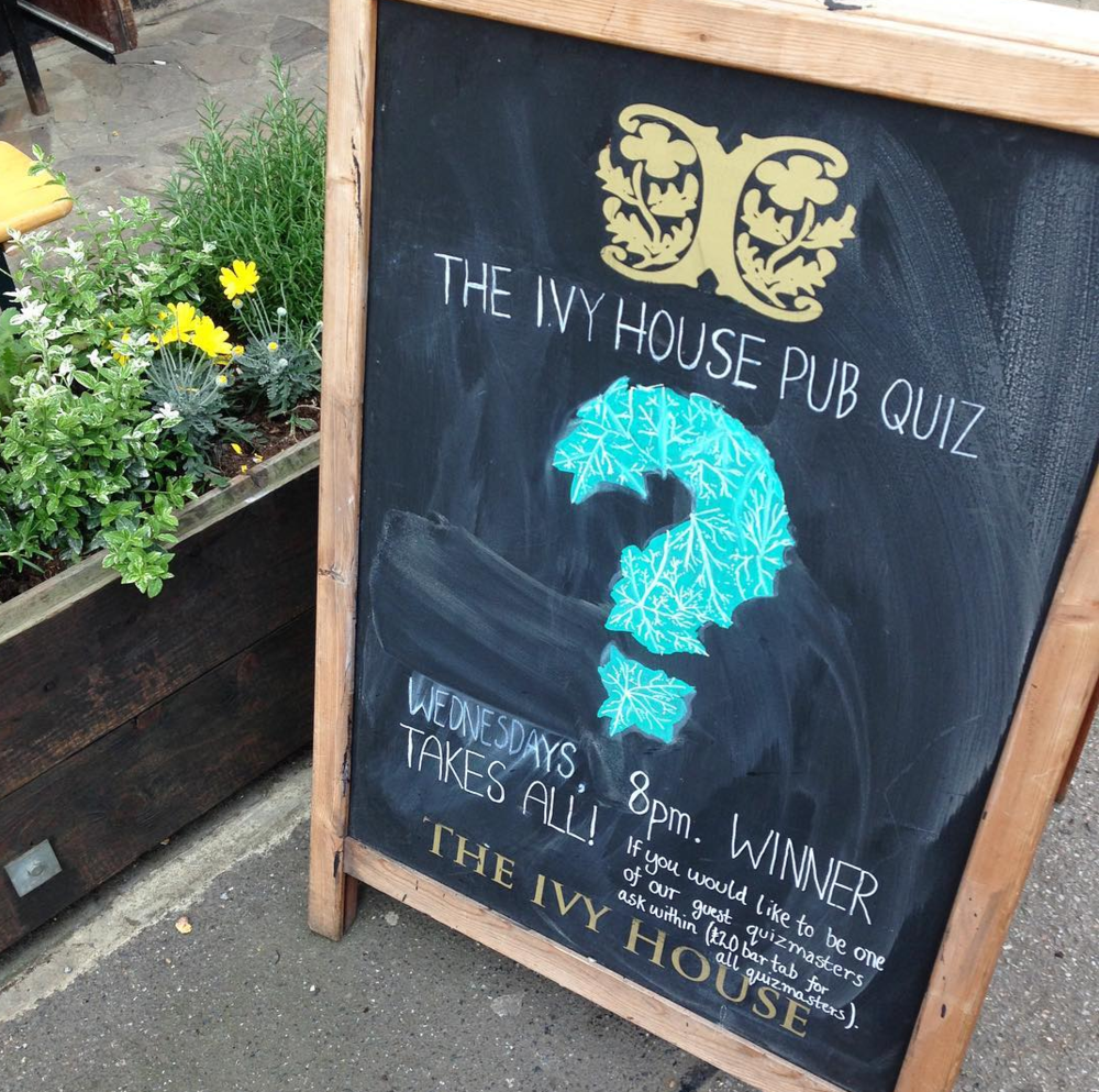 The Ivy pub, Image: @save_ivy_house