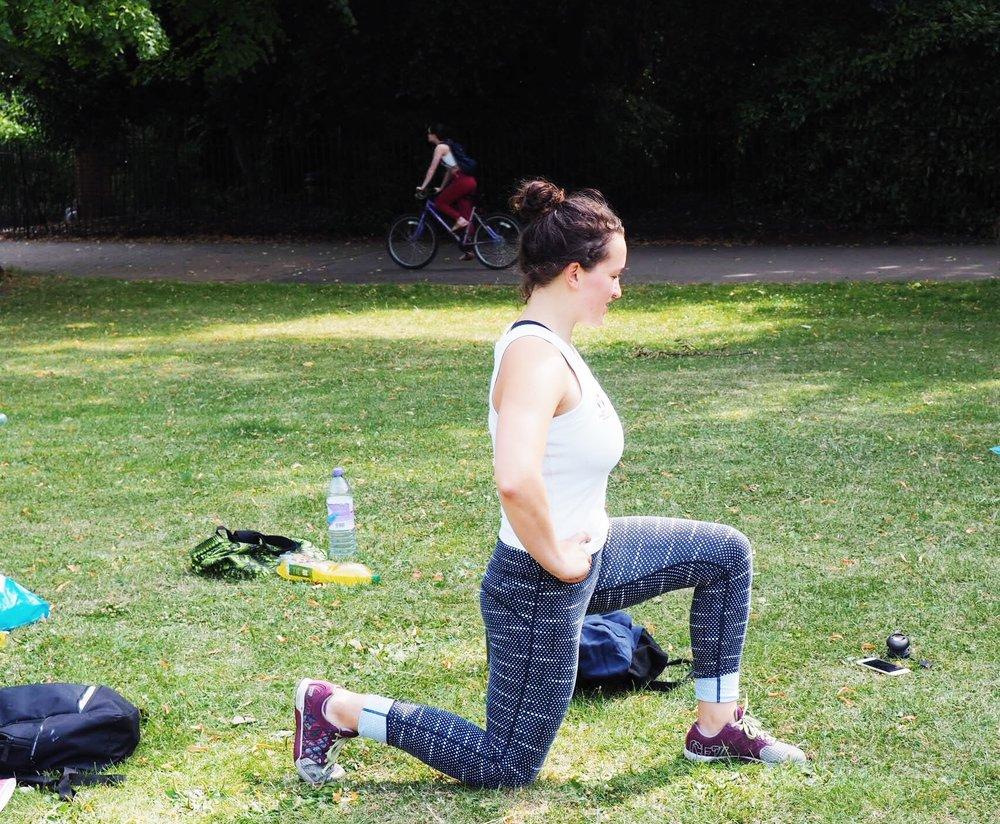 Peckham fitness
