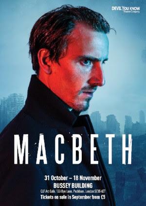 Macbeth in Peckham