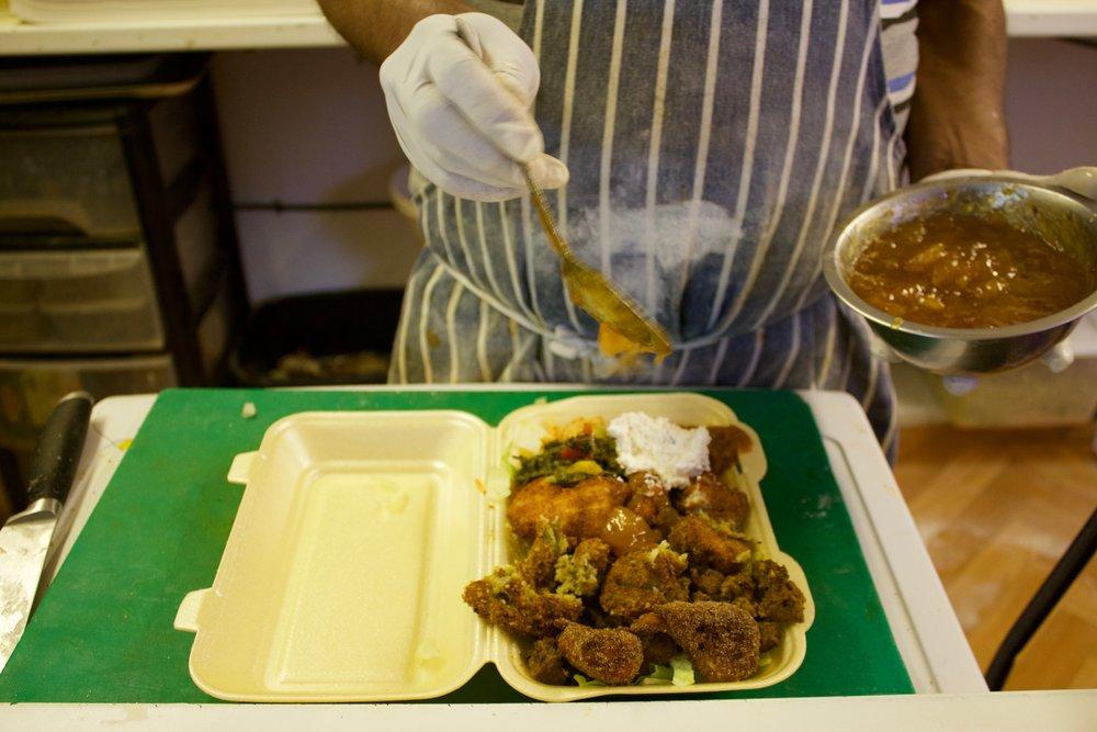 Salas Food Truck - Salas Peckham