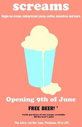 Peckham ice Cream
