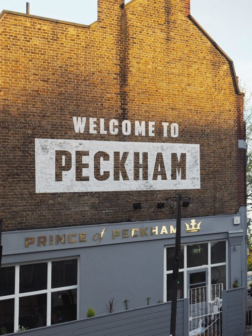 Prince of Peckham late night pub off Peckham High street