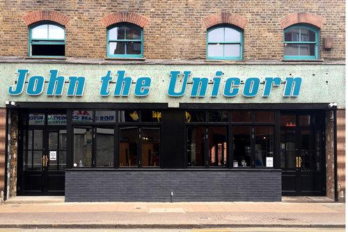 John the Unicorn, late night bar Peckham