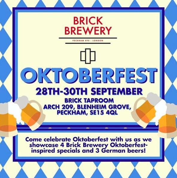 Brick Brewery Oktoberfest