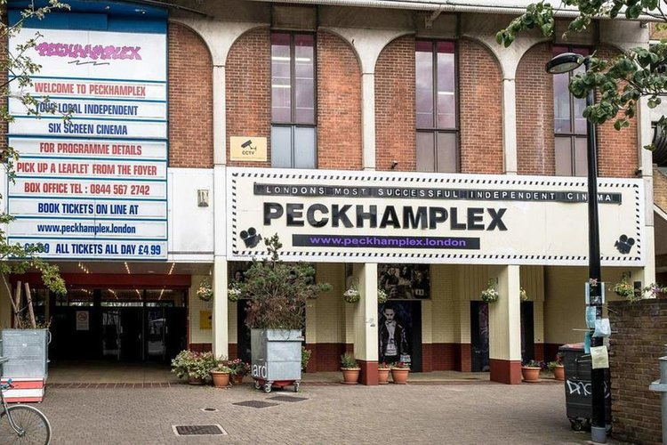 Peckhamplex cinema in Peckham is ones of London's favourite independent cinemas. Image; www.standard.co.uk