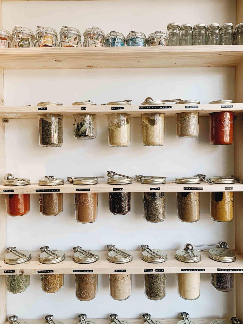BYO Nunhead shop; go plastic free