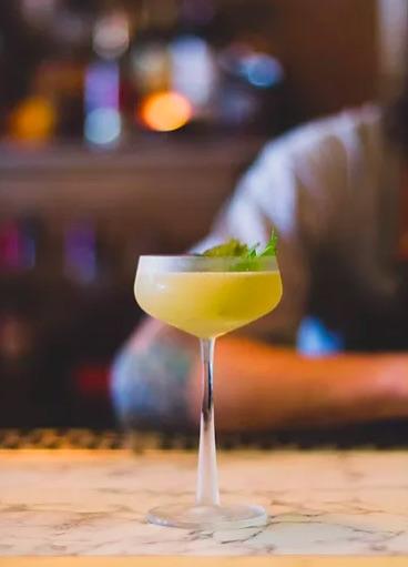 Innovative cocktail menu; image www.funkidory.com