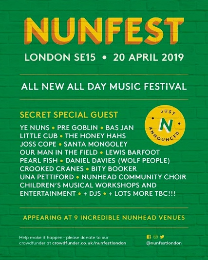 Nunfest-Nunhead-music-festival
