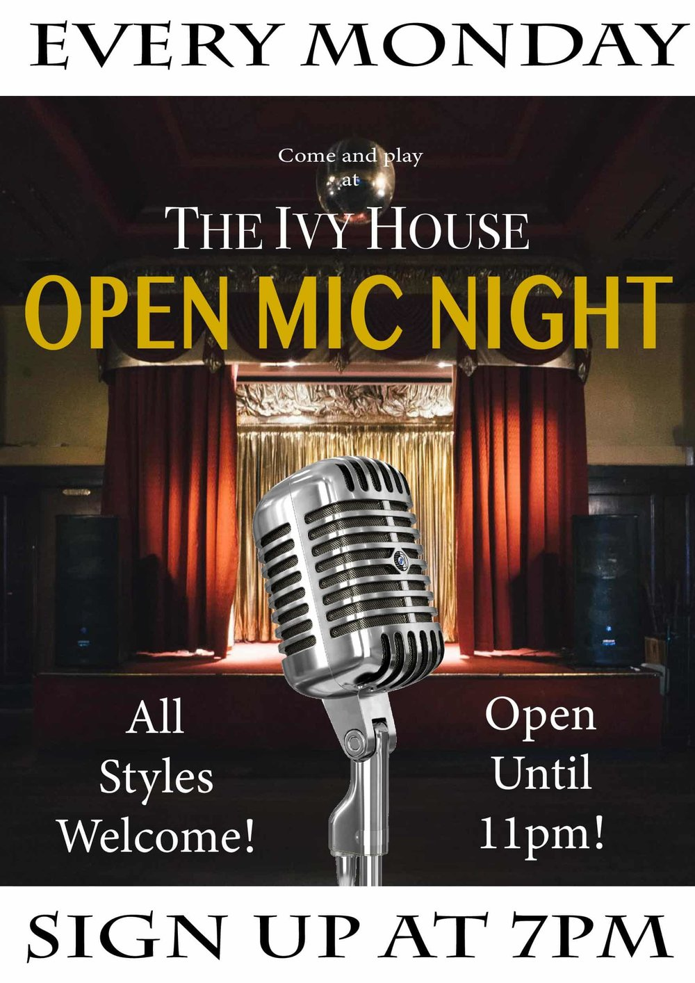 open-mic-night-the-ivy-pub