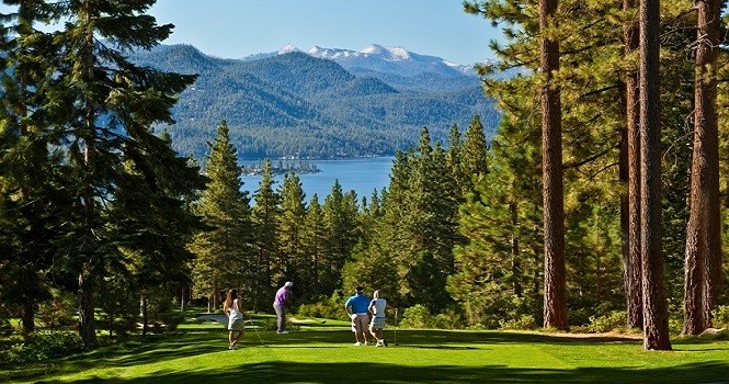 2 spectacular professional golf courses