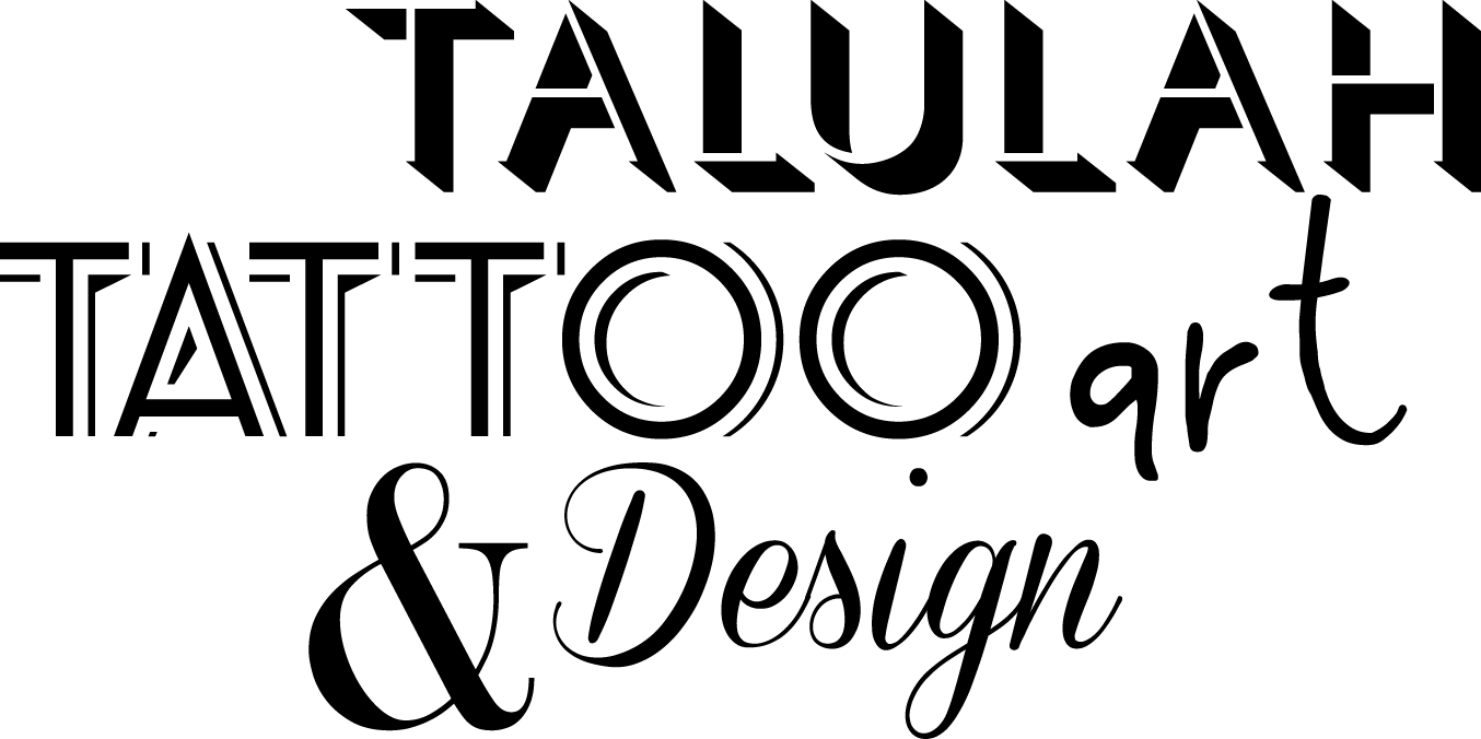 TALULAH TATTOOS