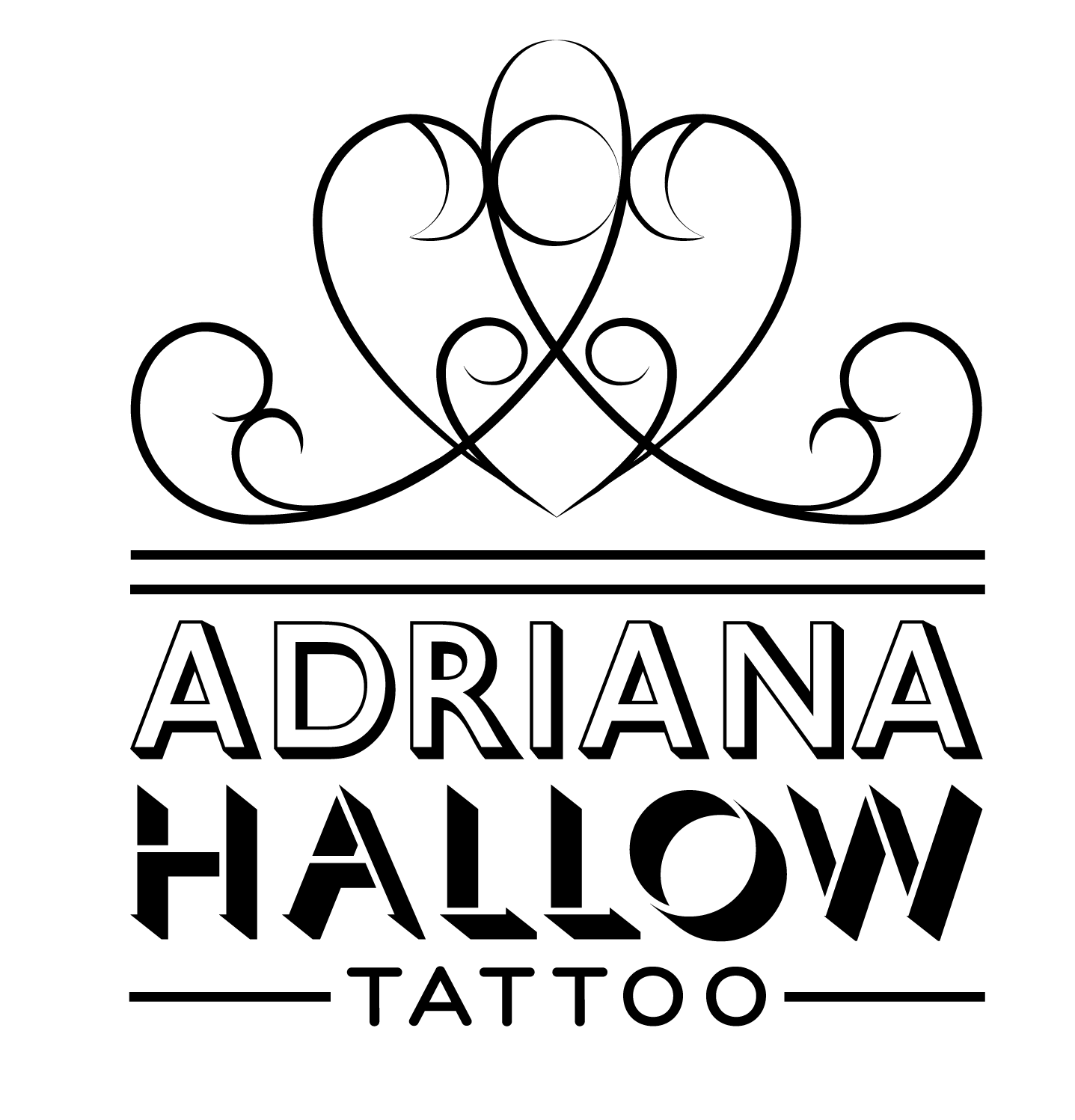 ADRIANA HALLOW TATTOO