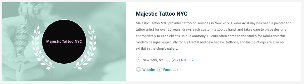 best tattoo shop nyc