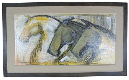 Original Art — Frames by Miren