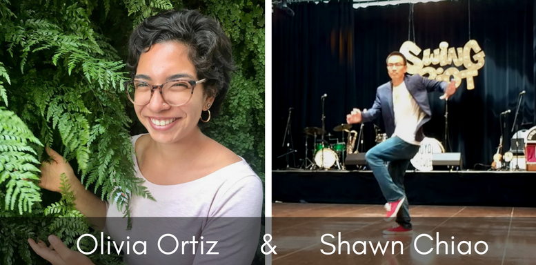 Olivia Ortiz / Shawn Chiao - November Instructors