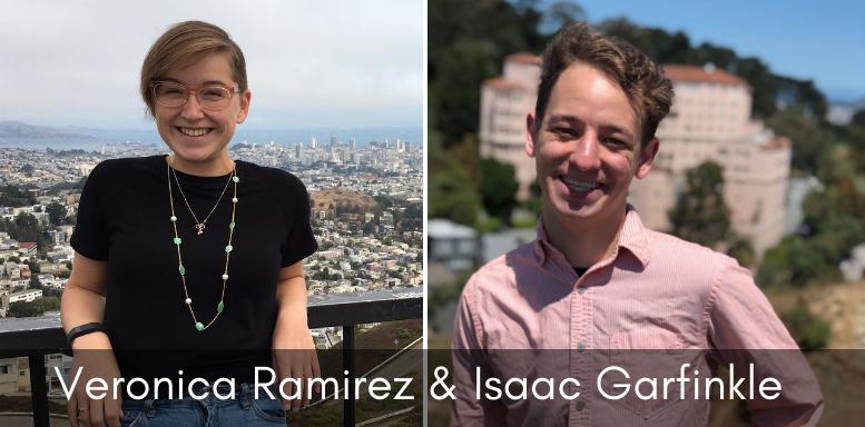 Teacher Banner - Veronica Ramirez & Isaac Garfinkle