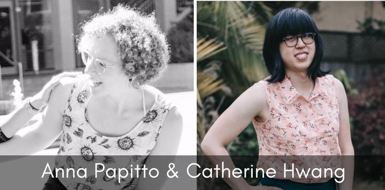 Teacher Banner - Anna Papitto & Catherine Hwang