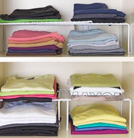 Less is More Chicago closet organizer