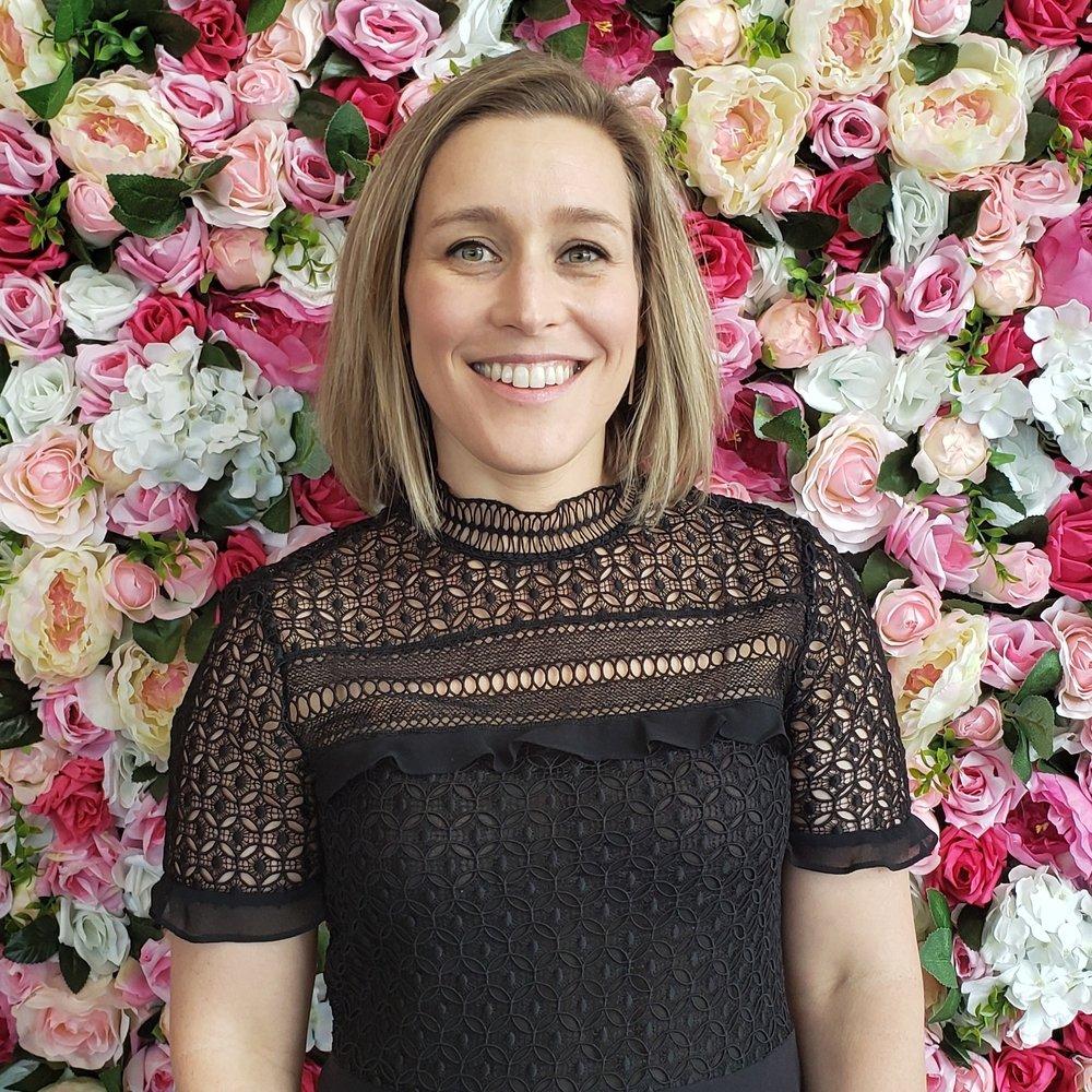 Sarah Giller Nelson  Lead Organizer, Founder