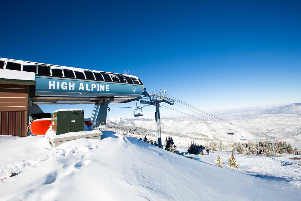 Photo courtesy of the Aspen Skiing Company