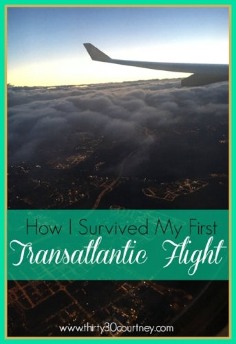 Just because I do not like flying as much as other travelers, doesn't mean I will let that fear cripple me.  What do you do to survive transatlantic and other longhaul flights?