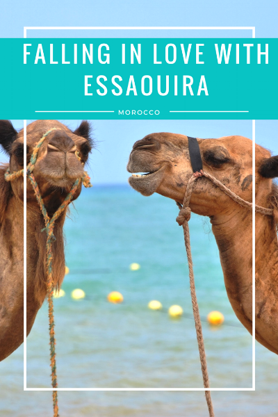 Have you heard of Morocco's coastal city of Essaouira? Read my post about highlighting where I ate, stayed, and played in this serene city in North Africa on www.thirty30courtney.com