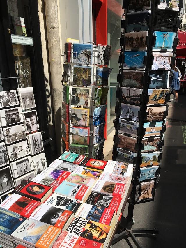 I love finding random bookstores in Paris.   June 2017