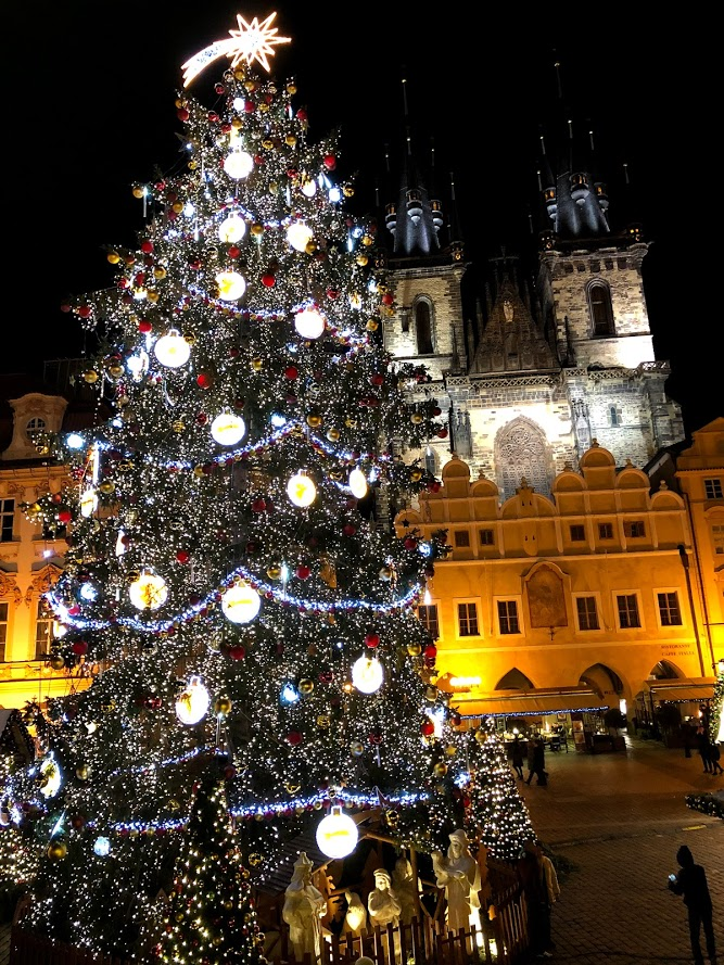 Okay, yes, Prague during Christmas is worth it.