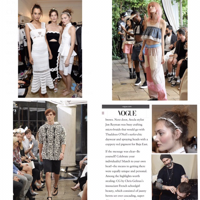 Chateau Marmont CVFA Fashion Fund by DVF and Vogue