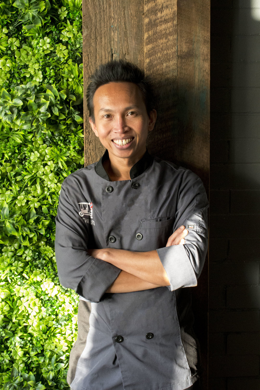 Wiwat 'Ute' Klangruk - Owner & Head Chef