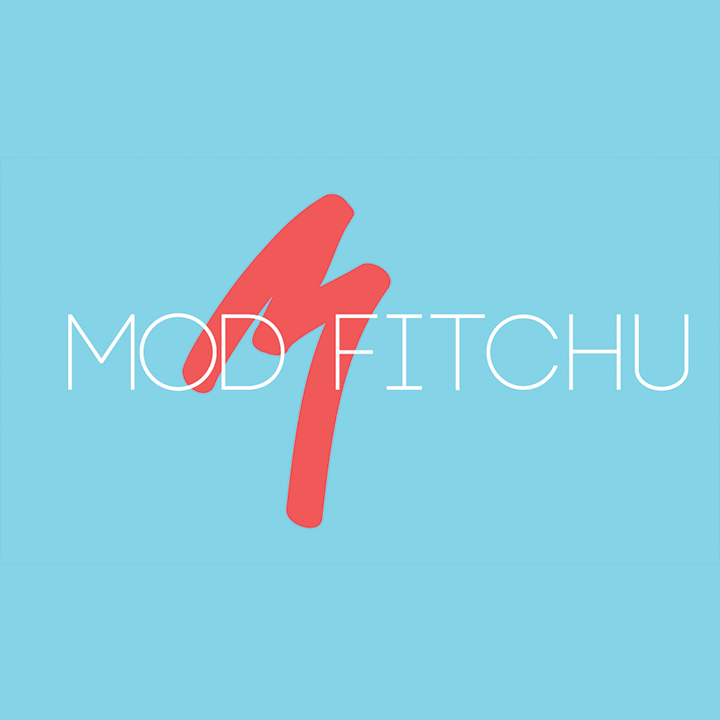 MOD FITCHU Mod Fitchu wanted a brand that represented their edgy and creative apparel.