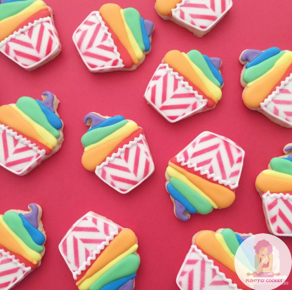 I'm Coming Out! - The gayest cookies you'll ever need are right through this button!