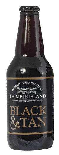 Thimble Island Brewing Company - Black & Tan
