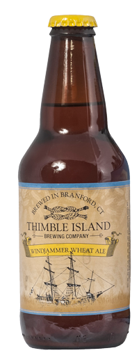 Thimble Island Brewing Company - Windjammer Wheat Ale