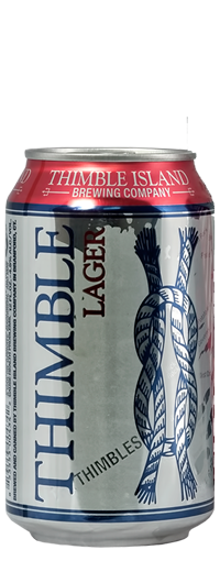 Thimble Island Brewing Company - Thimble Lager